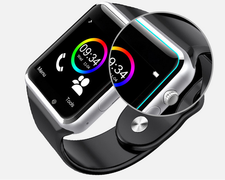 A1 smart watches Bluetooth cell phone photo smart wear Cross-border gifts hot style can be called a watch