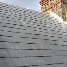 Charcoal Grey Split Face Stone Roof Tiles,Roof Slates,Astm & Ce Qualified Slate Shingles