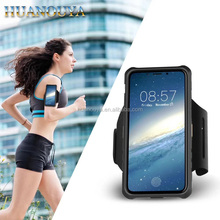 New product Armor sport armband cell phone case for Samsung Note 8