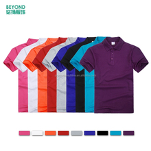 good quality polyester cotton t shirt polo