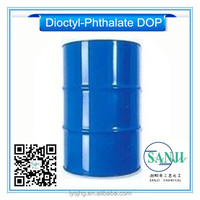 DOP Dioctyl Phthalate Oil For Pvc