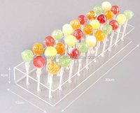 2014 HOT SALE acrylic lollipops display stand