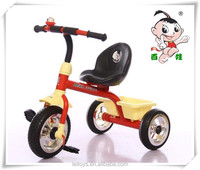 Beautiful baby bike/2016 hot foot toy ride on car/kids bike kids tricycle for 2-5 years with big basket