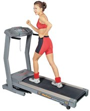 OH-5100 AC Motorized Treadmill