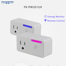 FK-PW201UX Energy Monitor Function US Smart Power WiFi Socket