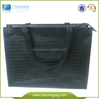 trendy shopping bag fashion non woven shopping bag