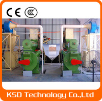 2.0t/h Capacity Used Wood Pellet Machine For Sale