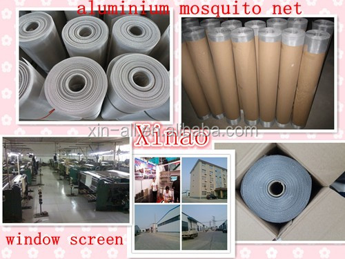 window scree Aluminum Alloy Wire Netting 14*14/ 14*16 16*18mesh