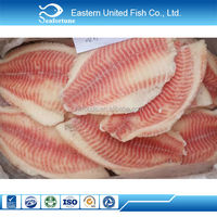wild frozen frozen tilapia fish for sale