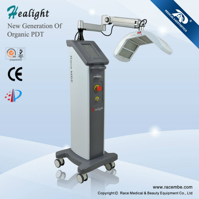 3 Years Warranty Beauty Equipment LED Machine For Skin Rejuvenation