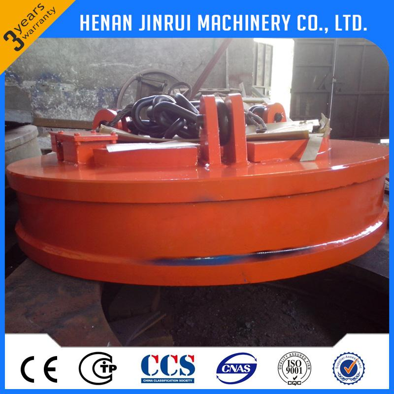 So Popular Series Mw5-50L/1 Steel Plate Lifting Equipment