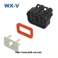 in stock wire harness automotive 3 pin waterproof electrical connector 6187-3231