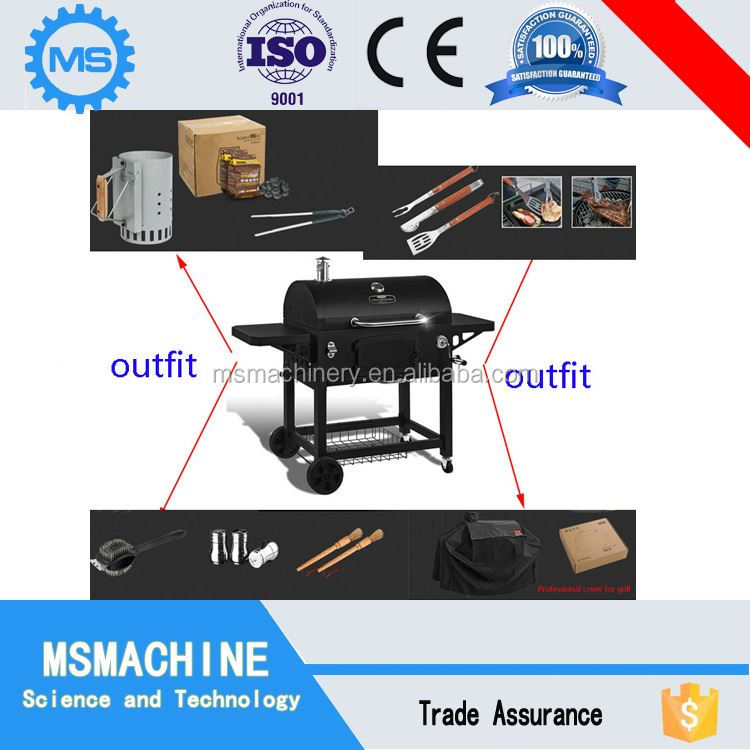 hot sell stand bbq grill barbecue grill