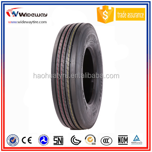 295/75R22.5 all steel heavy-duty truck tires popular pattern Chinese good supplier