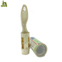 Professional factory made mini travel industrial sticky lint roller