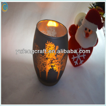 Antique candles outdoor christmas decorations buy for Large outdoor christmas candles