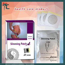 botanical slimming pad patch for obesity