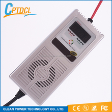 Best Price Aluminum And Plastic Intelligent Battery Charger Manufacturer 12V 8A Automotive Battery Charger