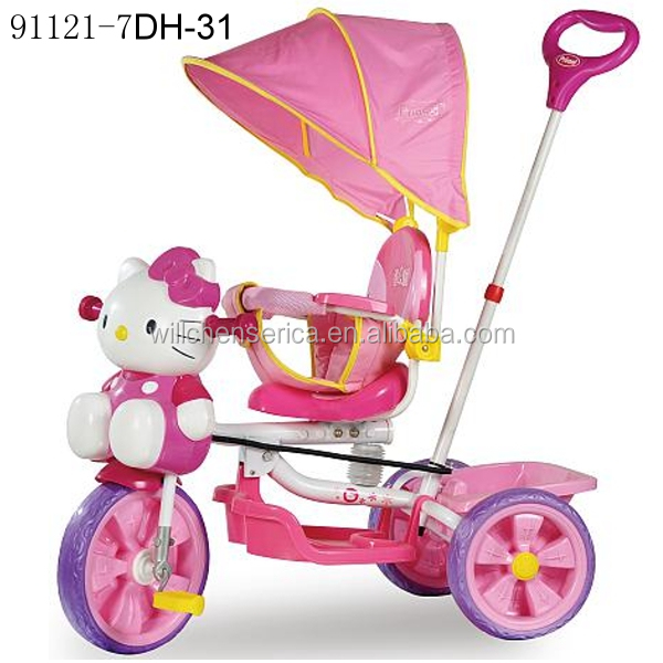 91121-7DH-3 CHILDREN TRICYCLE