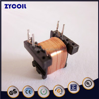 Pin Bobbin Wound Coil Trigger Inductor Manufacture