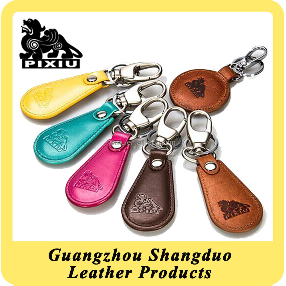 Bestsell Exquisite Handcraft Genuine Leather Key Chain Holders
