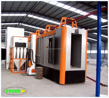 powder coating spray bus paint booth used spray booth for sale