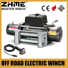 4wd 4x4 off road 10000lbs power winch with IP68