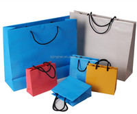 white kraft paper bags for handbag