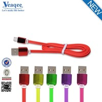 Veaqee colourful Mini driver download usb data cable for samsung galaxy s4 i9500
