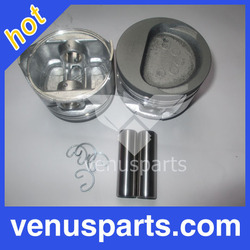 toyota diesel engine 2j piston 13081-48014 13101-48014 13081-48015