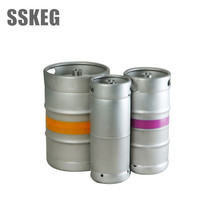 German Standard Stainless Steel Durable Empty Stainless Steel Milk Keg