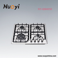 Perfect design best chinese appliances smart 4 burner table top gas cooker stove