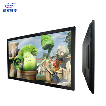 43 inch new technology product in china ultra high brightness hd screen digital signage lcd menu board