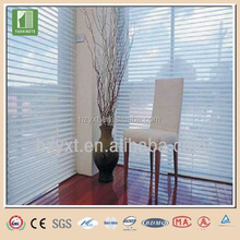 Flexible shangri-la window blinds sliding doors with blinds between glass