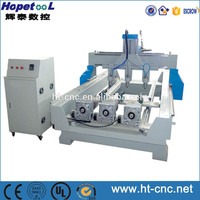Two years warranty engraving rotary cnc router machines 04