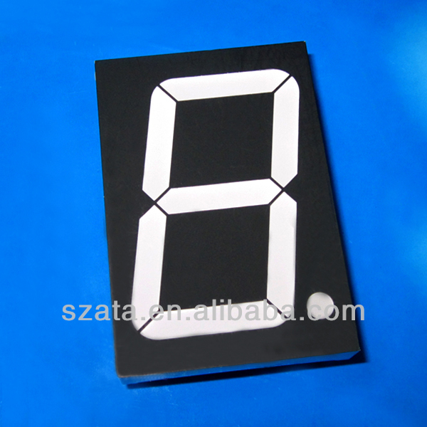Big Digit 4 Inch Seven Segment <strong>LED</strong> <strong>Display</strong>