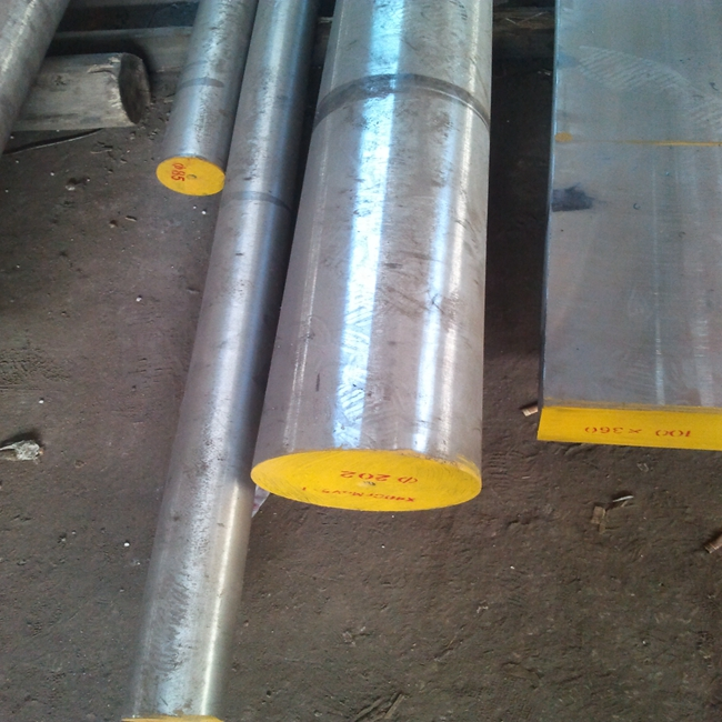 Prime Quality 34crnimo steel forging hollow shaft from factory