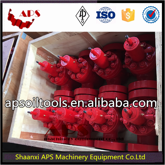 API SPEC 6A Cameron Frac Valve, High Pressure FC Gate Valve in Oilfield, Manual or Hydraulic Gate Valve