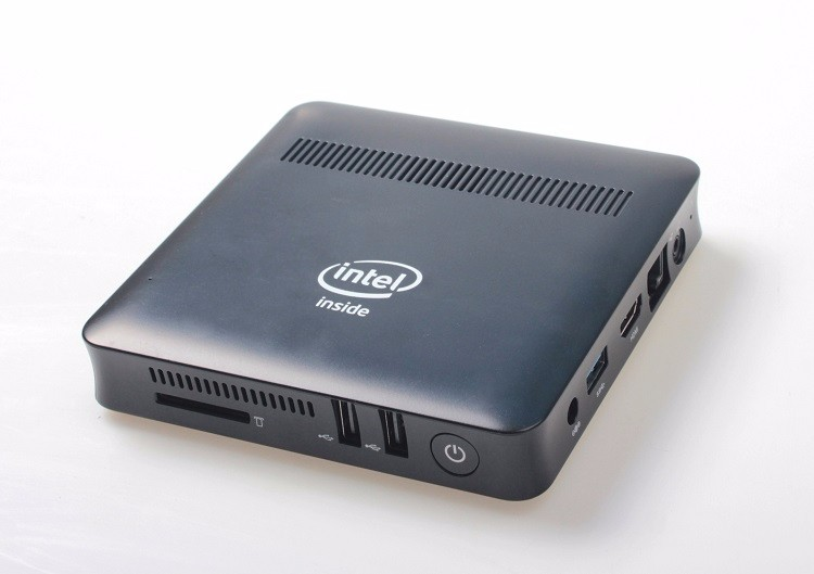 Intel Apollo Lake N3450 Newest Linux Mini PC Ubuntu