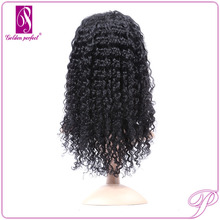 full lace curly long or short human hair wigs for black women