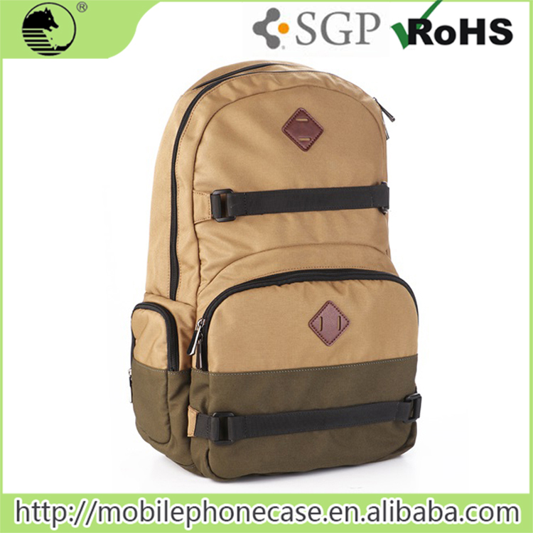 Factory Wholesale Durable Backpacks With 1 Compartment 1 Hidden Pocket