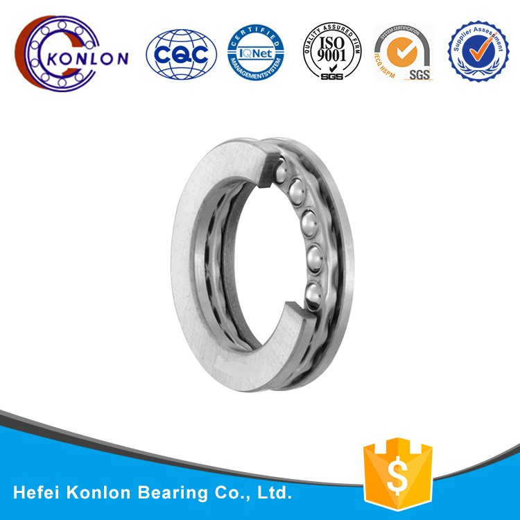 China manufacture thrust ball bearing high quality high speed Thrust ball bearing 51102bearing