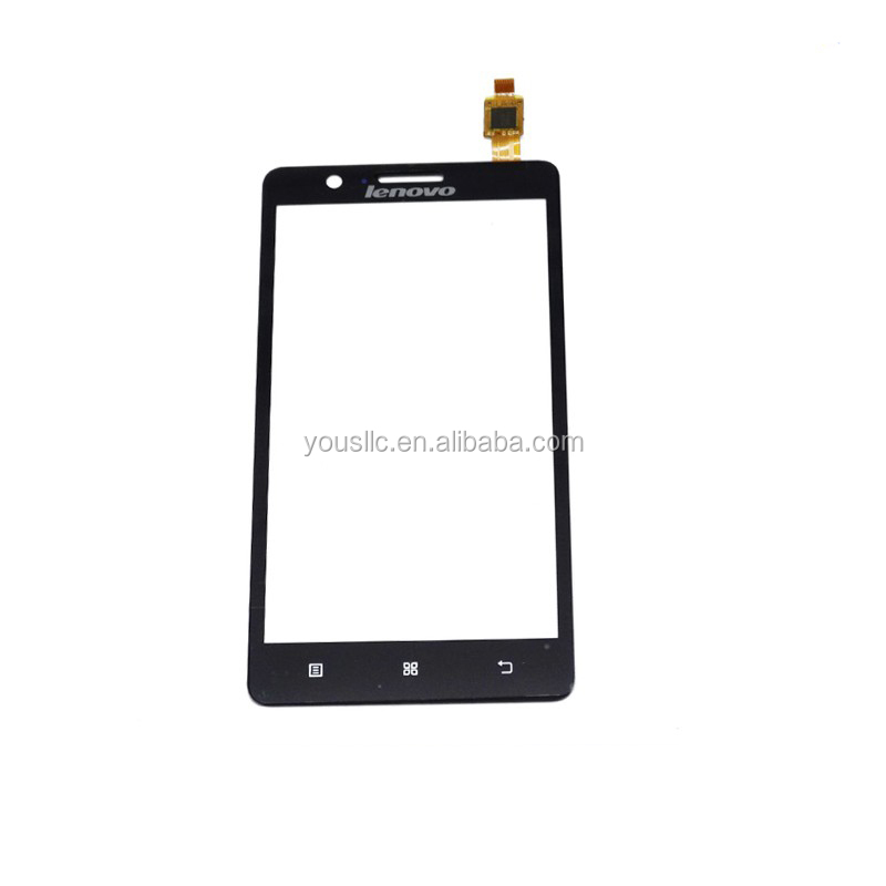 Replacement Original Mobile Phone Parts Touch Screen Digitizer Glass Panel for Lenovo Idea Phone A536