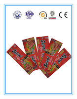 Good quality plastic snack food packaging bags