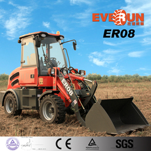 CE Everun Mini ER08 Front Loader with Pallet Forks/Quick Hitch for Sale