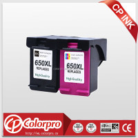 For HP 650XL Black And Color Ink Cartridge For HP 1515 2515 3515 Ink jet Printer Cartridge