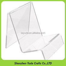 Multi-Angle Acrylic Desktop Tablet Stand Plastic Laptop Notebook Retail Display