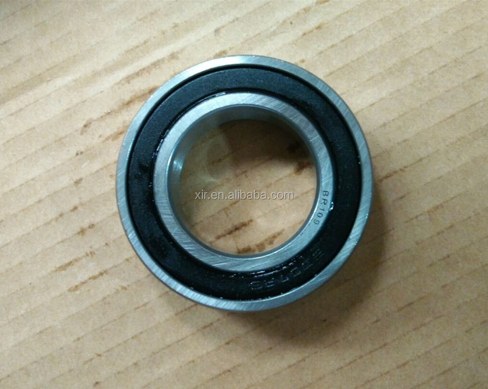 OEM deep groove ball bearing 6007-2RS chrome steel bearing ABEC-1