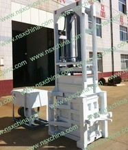 single cotton waste fiber baling press NSX-YD2-20
