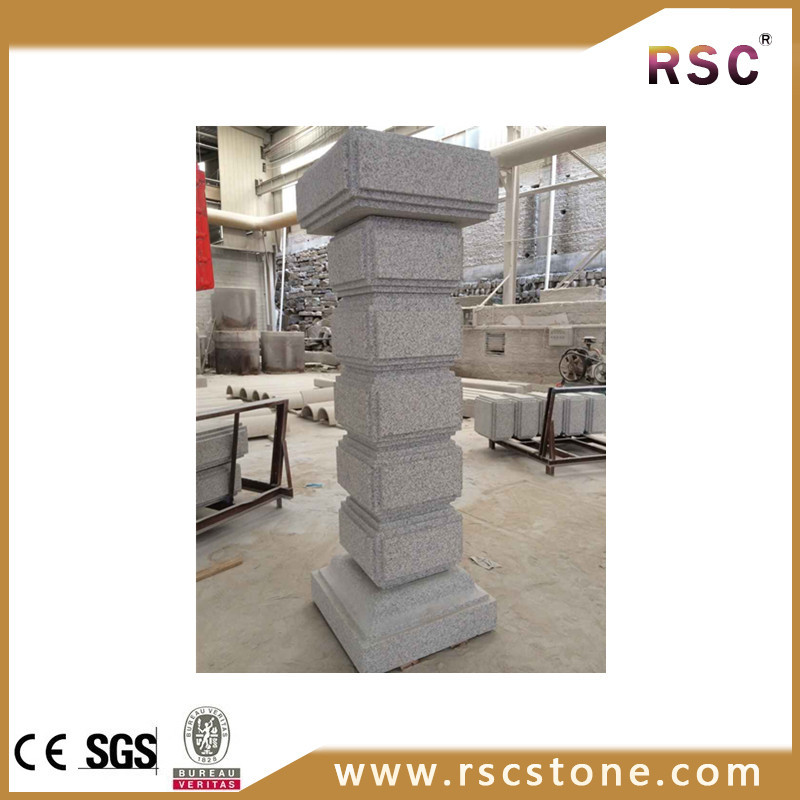 Granite g654 Cheap Columns , antique column , granite column tile